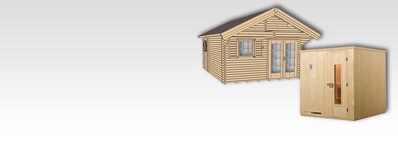 Abri de jardin en bois Weka - Aménagement extérieur | Achatmat