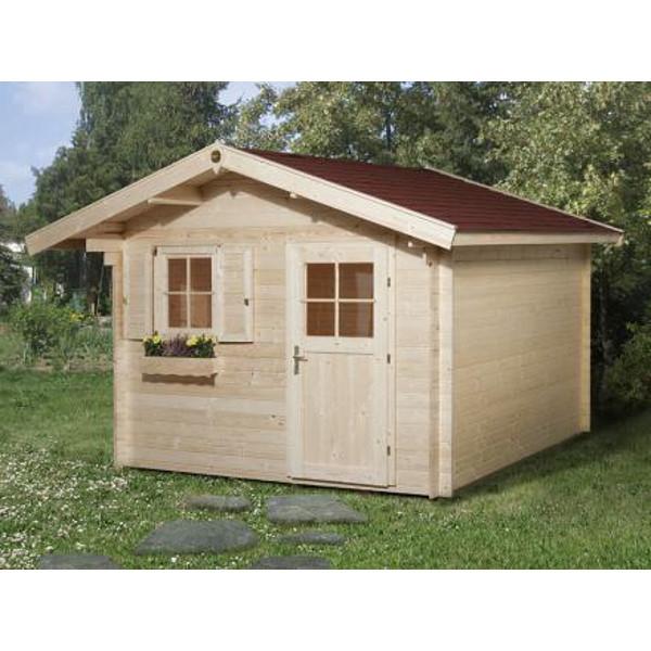 Brise vue bois abris de jardin abri bois chalet de jardin for Abri de jardin en kit