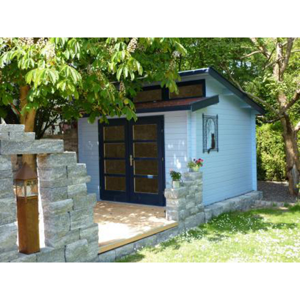 Porte double battant exterieur for Porte de jardin en bois exterieur