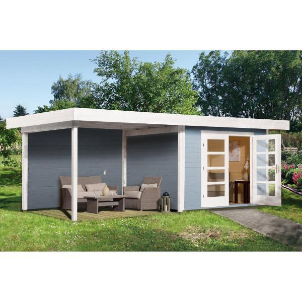 Abri jardin bois chillout 3 28 mm appentis ferm 300 cm - Abri jardin bois 28mm ...