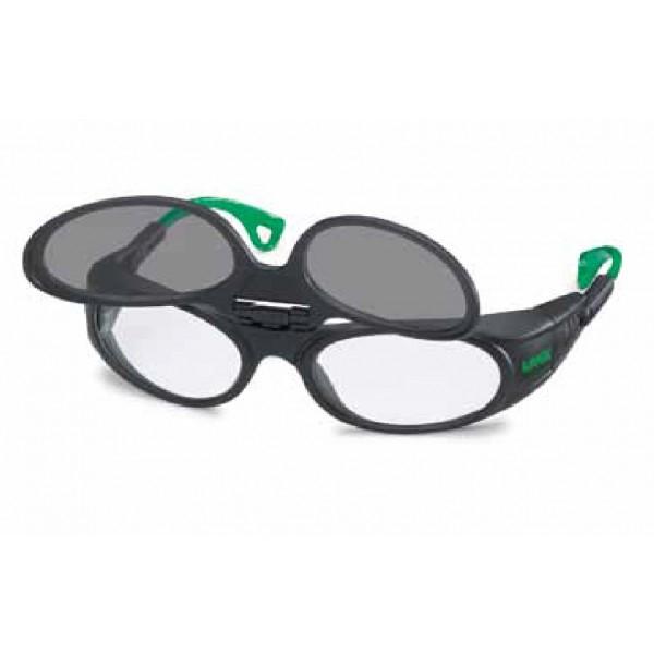 lunette de soudeur uvex 9104 accessoires de soudure. Black Bedroom Furniture Sets. Home Design Ideas