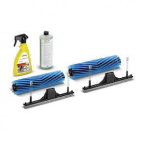 Kit additionnel nettoyage moquette accessoires k rcher achatmat for Nettoyage moquette