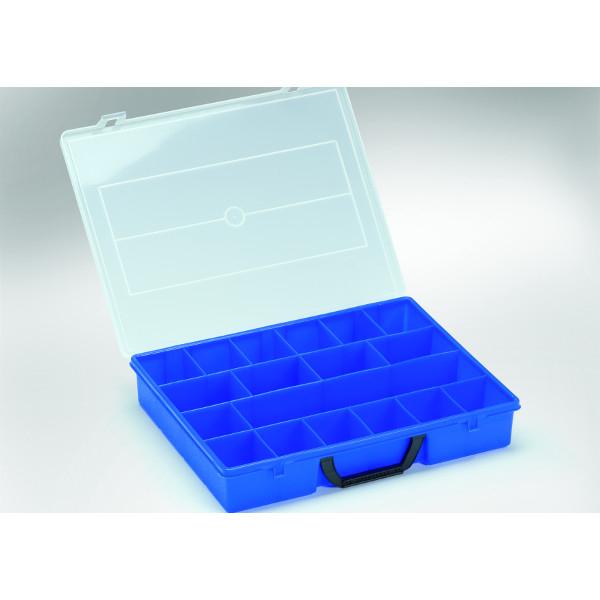 petite valise de rangement bleue systainer t loc v. Black Bedroom Furniture Sets. Home Design Ideas