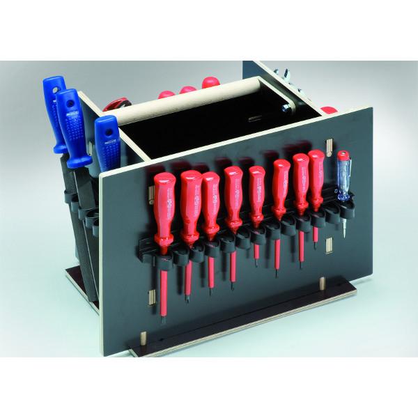 Porte outils en bois standard systainer t loc iv v for Porte bois standard