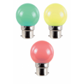 Ampoule colorée LED 1W