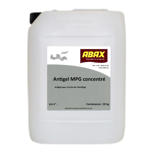 Antigel mpg concentr circuit de chauffage pour maison individuelle antigel - Materiel pour chauffage central ...