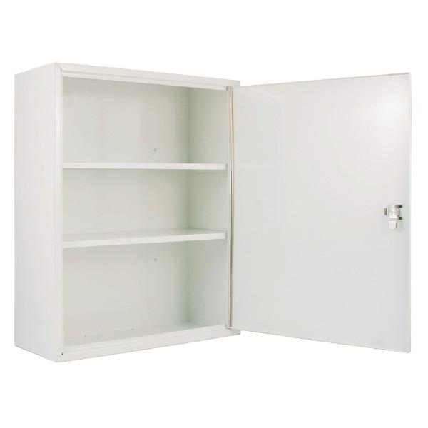 Armoire pharmacie blanche vide 1 porte achatmat - Armoire blanche porte ...