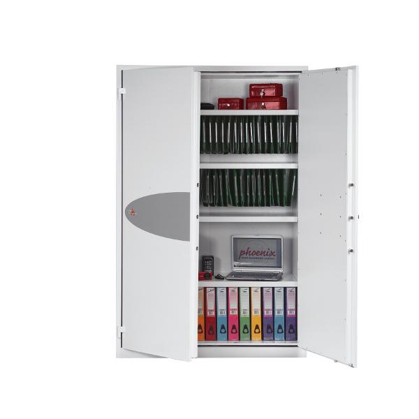armoire forte ignifuge papier 30 minutes fs1514k ou. Black Bedroom Furniture Sets. Home Design Ideas