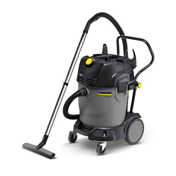 aspirateur eau poussi res karcher nt 65 2 tact aspirateurs professionnels achatmat. Black Bedroom Furniture Sets. Home Design Ideas