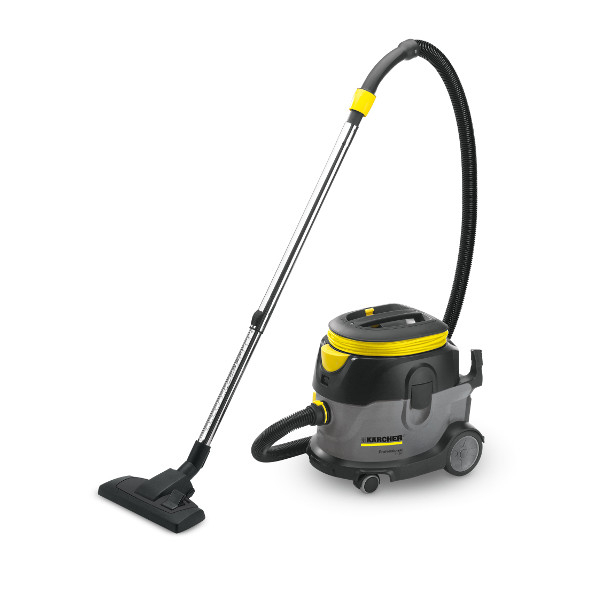 aspirateur poussi res karcher pro t 15 1 filtre hepa aspirateurs professionnels achatmat. Black Bedroom Furniture Sets. Home Design Ideas