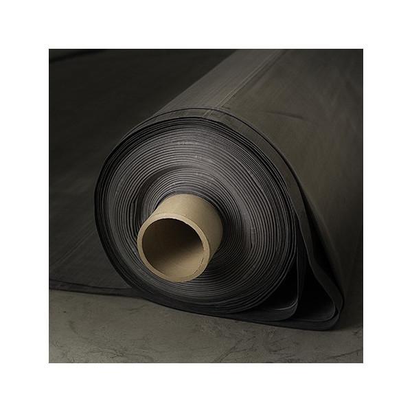 Rouleau complet membrane epdm pro noire tanch it toiture for Rouleau epdm