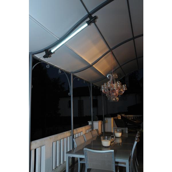 rampe portative d 39 clairage led rechargeable ventouses m34l44 baladeuses achatmat. Black Bedroom Furniture Sets. Home Design Ideas