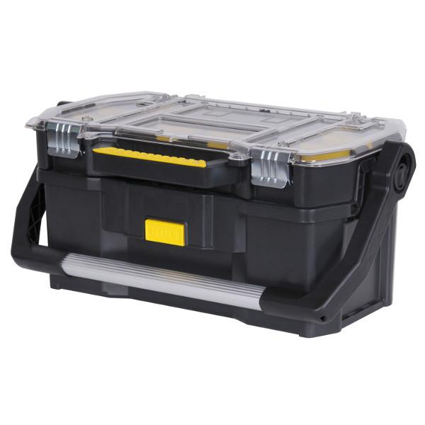 boite 224 outils organiseur d 233 tachable stanley boites 224 outils achatmat