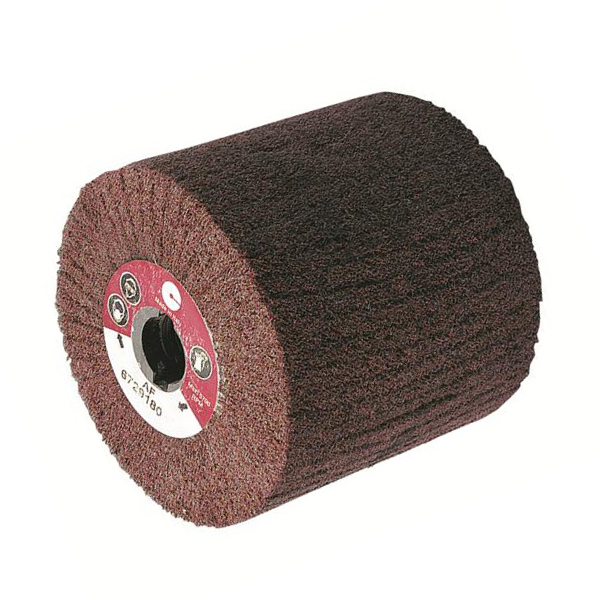 Brosses en nylon abrasif