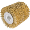 Brosses plates pour satineuses - Garniture synthétique SIC