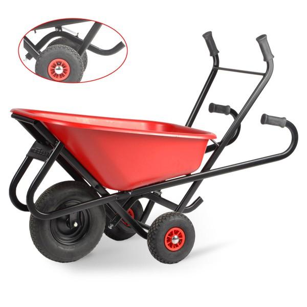 brouette de chantier ergonomique 90 litres brouettes et. Black Bedroom Furniture Sets. Home Design Ideas