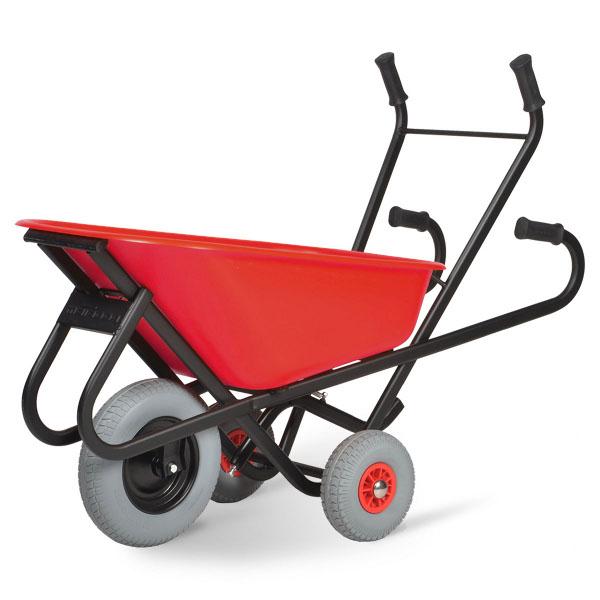 brouette chantier roue pleine 80 litres brouettes achatmat. Black Bedroom Furniture Sets. Home Design Ideas