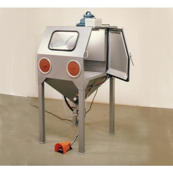 cabine de sablage d pression d080 english cabines manches ou cabines de sablage achatmat. Black Bedroom Furniture Sets. Home Design Ideas