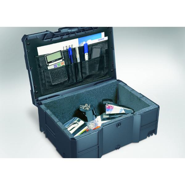 rangement accessoires bureau standard pour couvercle systainer t loc i v caisse de. Black Bedroom Furniture Sets. Home Design Ideas