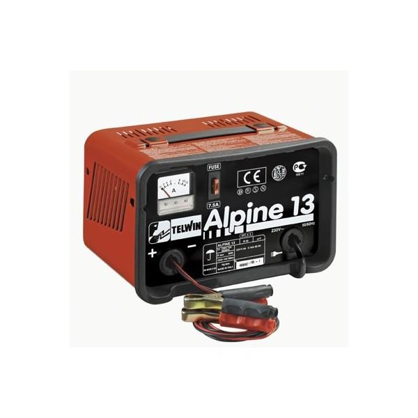 chargeur batterie portable telwin alpine charges et. Black Bedroom Furniture Sets. Home Design Ideas
