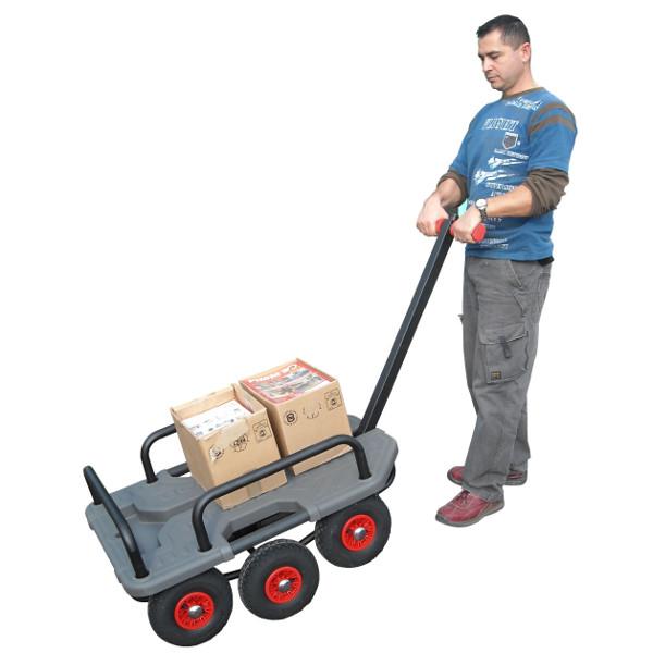 chariot roulant tout terrain 250kg chariots porte. Black Bedroom Furniture Sets. Home Design Ideas
