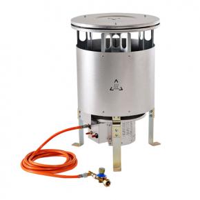 Chauffage radiant mobile au gaz propane sans lectricit 31 2 kw chauffages mobiles au gaz - Chauffage radiant gaz ...