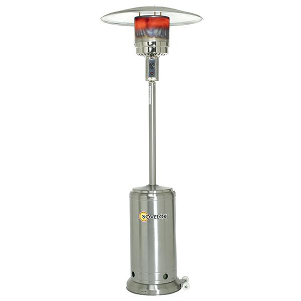 parasol chauffant mobile radiant brasilia chauffages mobiles au gaz achatmat. Black Bedroom Furniture Sets. Home Design Ideas