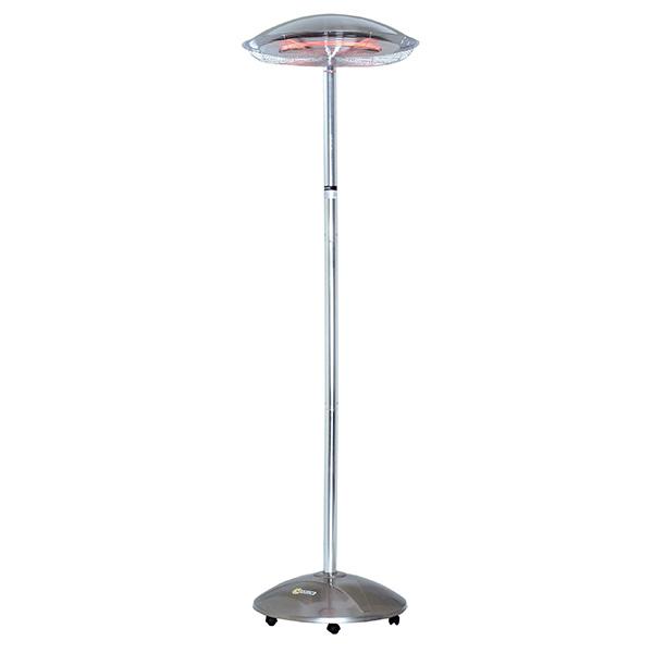 parasol chauffant mobile lectrique fs 800 chauffages. Black Bedroom Furniture Sets. Home Design Ideas