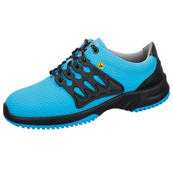 Chaussures de s curit basse bleu uni6 acier esd s1 chaussures de s curit esd achatmat - Chaussures de securite decathlon ...