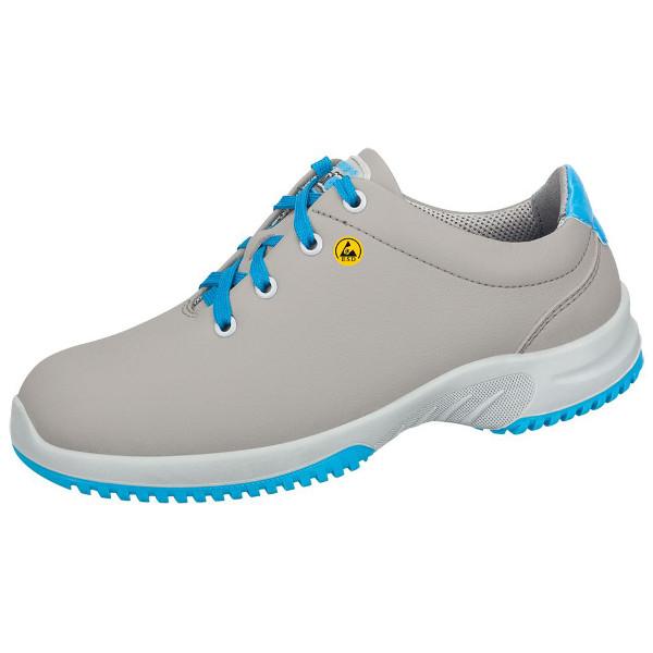 De Basse Gris Sécurité Chaussures S2 Acier Uni6 Esd Bleu 8nZNw0OPkX