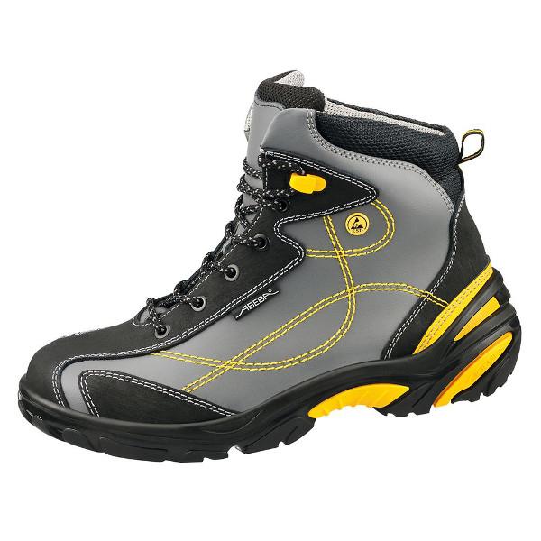 Chaussures de s curit montante crawler acier esd s3 atex - Chaussure de securite montante ...