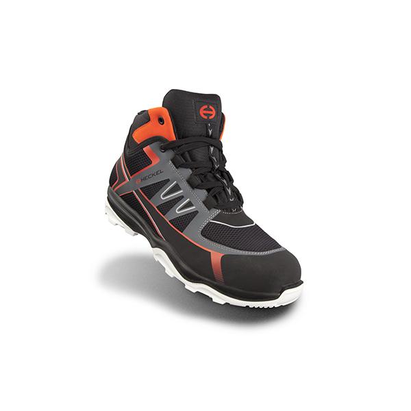 Chaussure de s curit montante run r100 high s1p src - Chaussure de securite montante ...