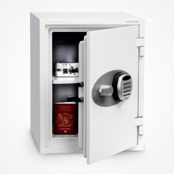 coffre fort ignifuge 60 minutes v rouillage code ou cl coffres forts coffres forts ignifug s. Black Bedroom Furniture Sets. Home Design Ideas