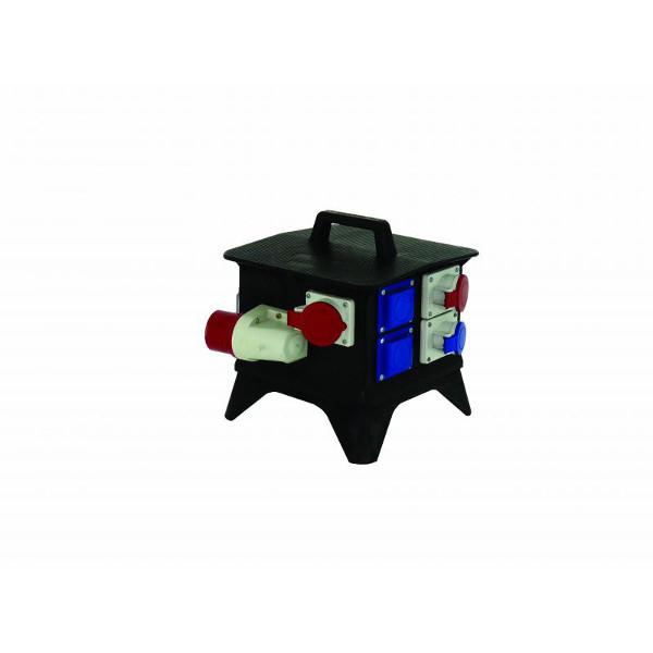 coffret electrique v nementiel mono et triphas coffret de chantier et boitier de. Black Bedroom Furniture Sets. Home Design Ideas