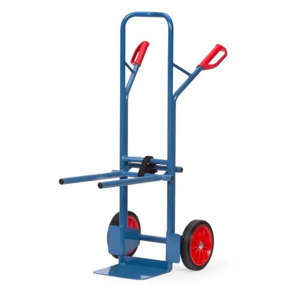 diables 300 kg pour chaises roues caoutchouc ou roues. Black Bedroom Furniture Sets. Home Design Ideas
