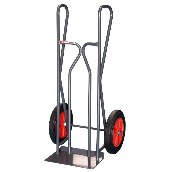 Diable tout terrain 300kg diables professionnels achatmat - Diable de manutention ...