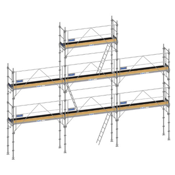 echafaudage fa adier f3000 68 m2 plancher echafaudage