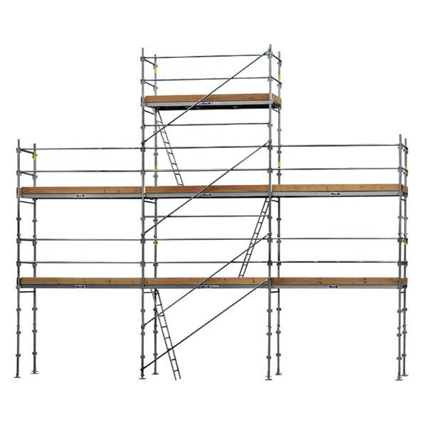 echafaudage fa adier version pignon duo 45 lot 68 m2. Black Bedroom Furniture Sets. Home Design Ideas