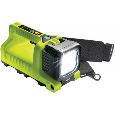 Projecteur Led 9415Z0 rechargeable Atex zone 0 Peli