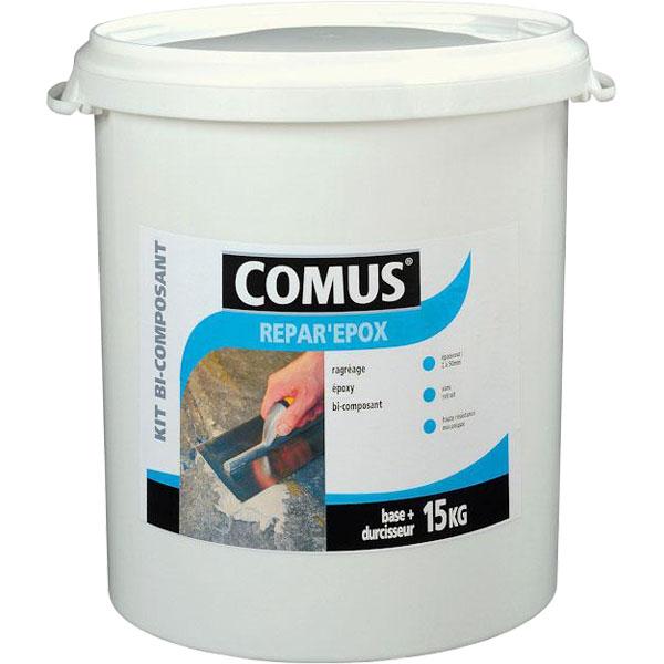 Ragr age poxy bi composant comus repar 39 epox enduits - Peinture epoxy pour carrelage ...