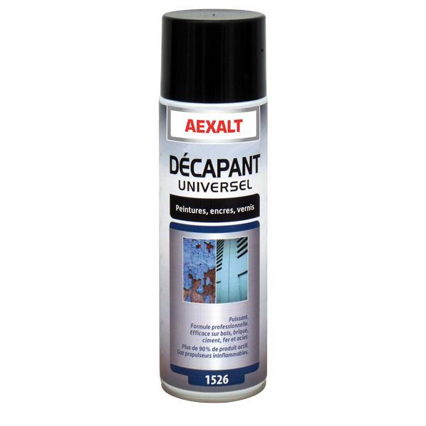 D capants universel peintures encres et vernis carton - Decapant vernis bois ...