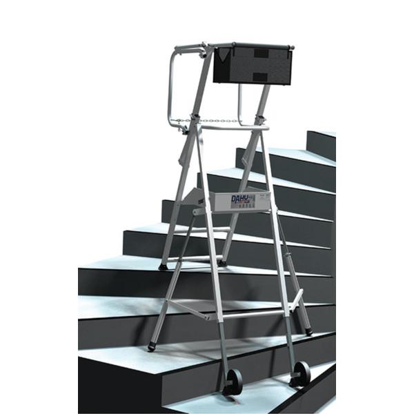 escabeau escalier dahu 4 6 2 85m duarib achatmat. Black Bedroom Furniture Sets. Home Design Ideas