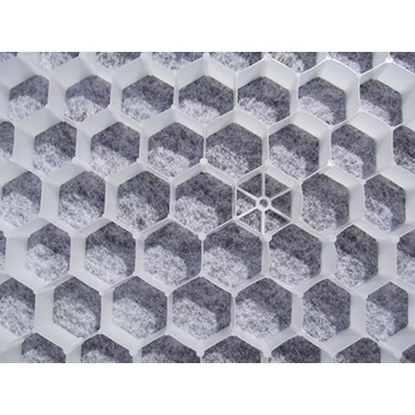 stabilisation de graviers structure alv olaire alveotiss films de protection et g otextile. Black Bedroom Furniture Sets. Home Design Ideas