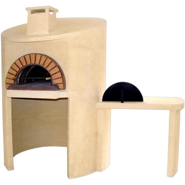 Combinet pizzaiollo four bois achatmat - Four a pizza exterieur castorama ...