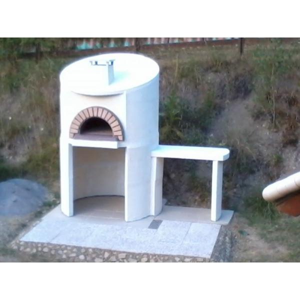 combinet pizzaiollo four bois achatmat. Black Bedroom Furniture Sets. Home Design Ideas