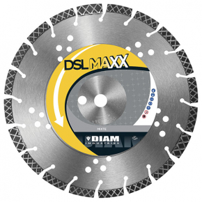 LOT Disque diamant DSLMAXX Mixte - SUPER PROMO