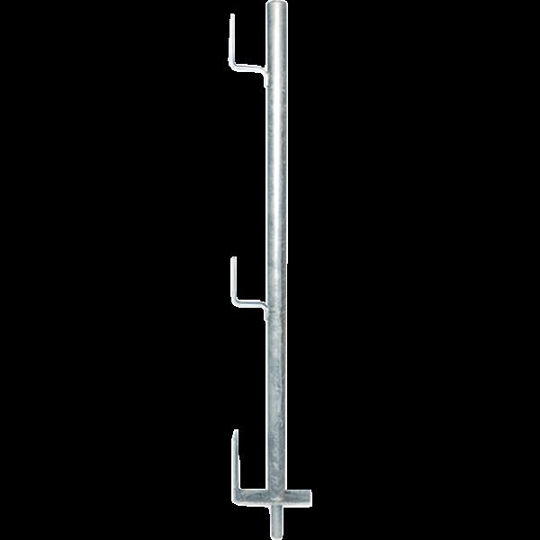 garde corps de r servation avec potelet pour garde corps provisoir de chantier achatmat. Black Bedroom Furniture Sets. Home Design Ideas