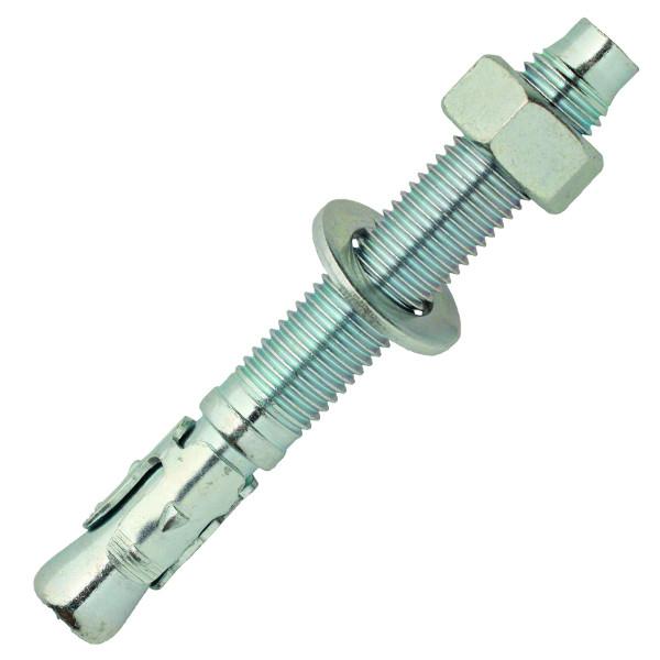Goujon ancrage acier 8mm goujon d 39 ancrage achatmat - Comment fixer un goujon d ancrage ...