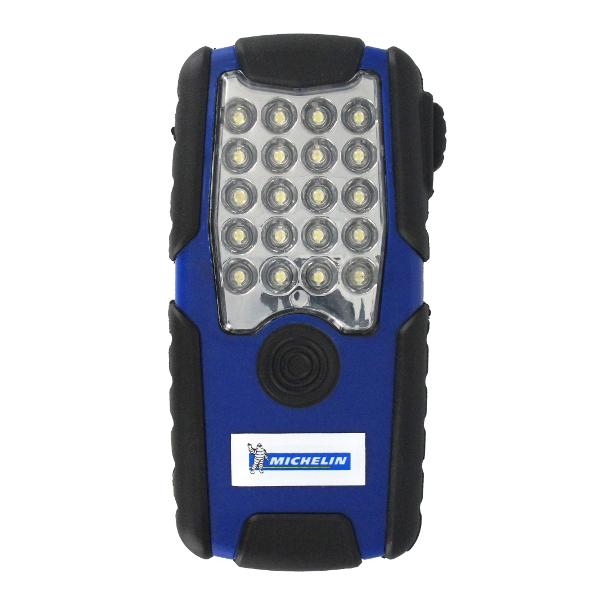 Lampe De Poche Led Rechargeable Antichoc Aimantee Michelin M2l15