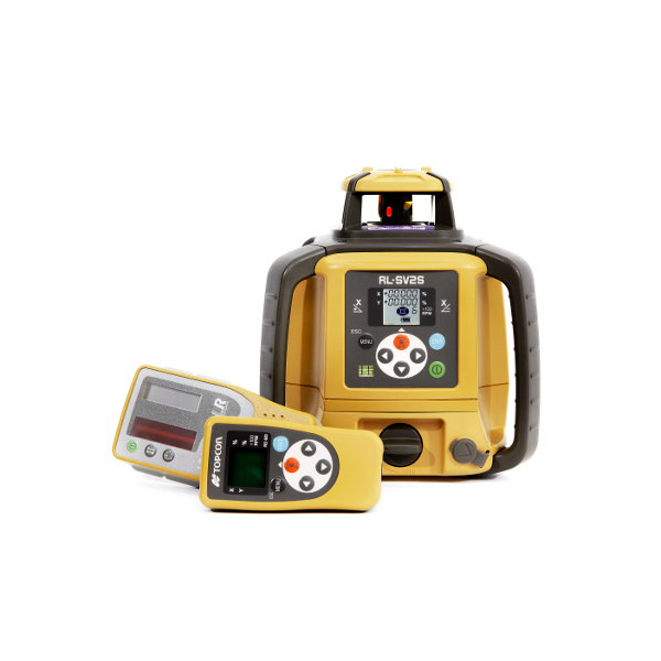Laser rotatif topcon